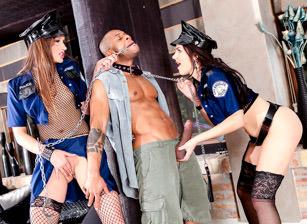 Rocco's Bitches In Uniform #02, Scene #03