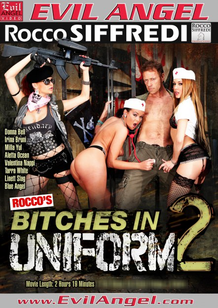 Rocco's Bitches In Uniform #02