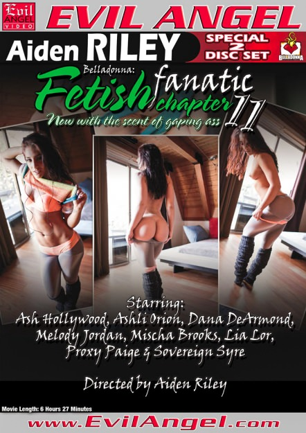 Fetish Fanatic #11 Dvd Cover
