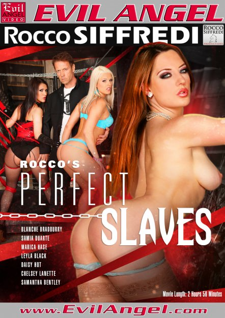 Rocco's Perfect Slaves DVD Cover
