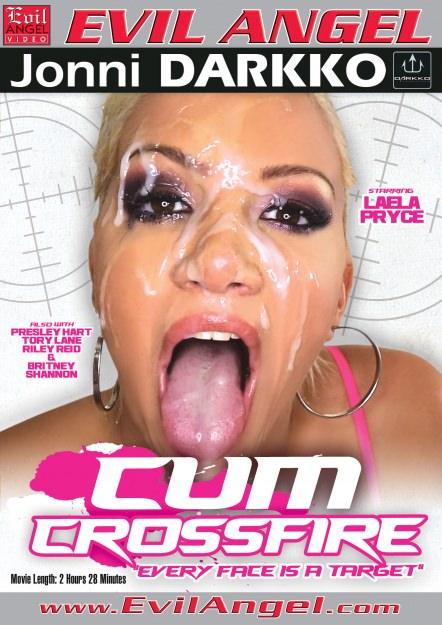Cum Crossfire Dvd Cover