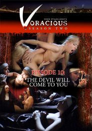 Voracious - Season #02 Episode #10 DVD Cover