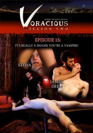 Voracious - Season #02 Episode #15 DVD Cover