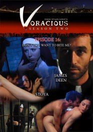 Voracious - Season #02 Episode #16 DVD Cover