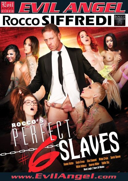 Rocco's Perfect Slaves #06 DVD Cover