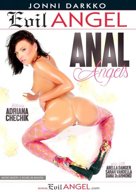 Evilangel adriana ass fucked by big dick