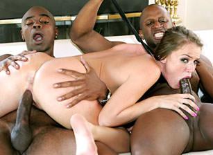 Interracial Fuck Sluts, Scene #01