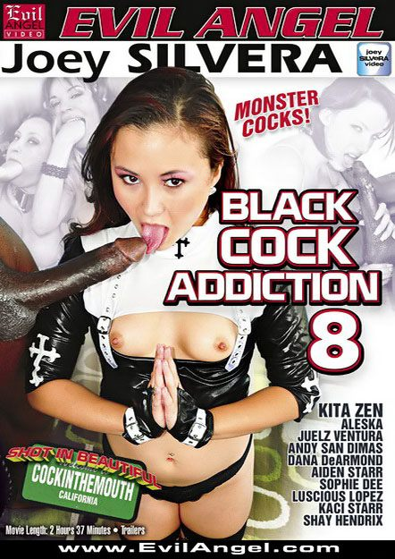 Black Cock Addiction #08