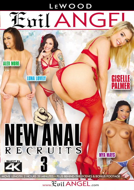 New Anal Recruits #03