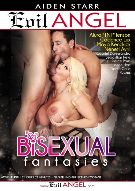 Bisexual Fantasies Dvd Cover