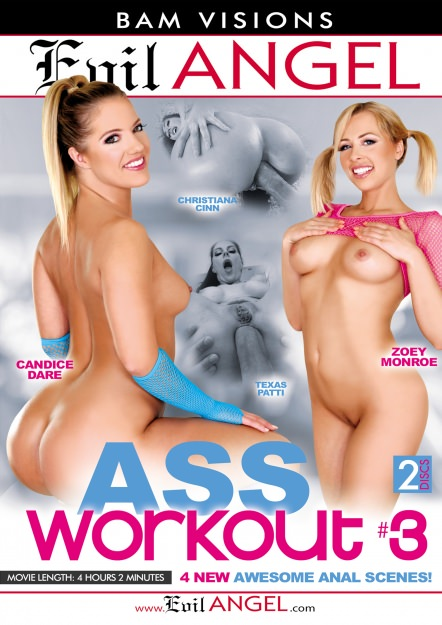 Ass Workout #03 Dvd Cover
