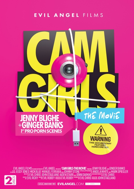 Cam Girls: The Movie DVD Cover