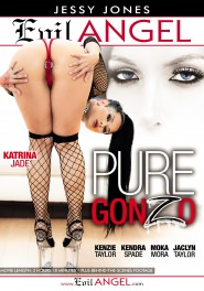 Pure Gonzo Dvd Cover