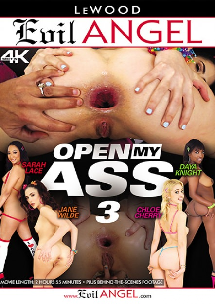 Open My Ass #03