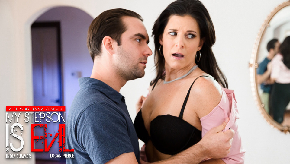 Screenshot 4 from the Dana Vespoli's My Stepson Is Evil