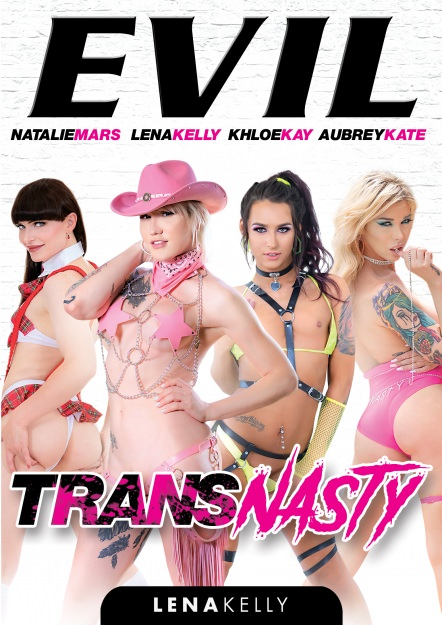 TransNasty DVD Cover