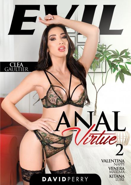 Anal Virtue #02