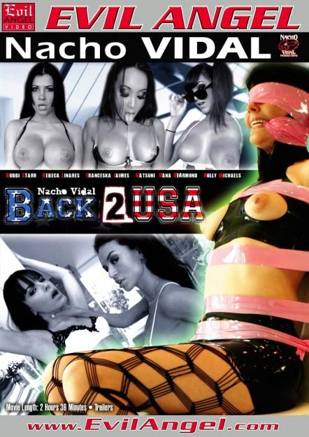 Back 2 USA Dvd Cover
