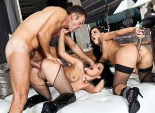 Rocco's Anal Slaves #02, Scene #01