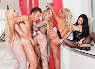 Rocco's Anal Slaves #02, Scene #04
