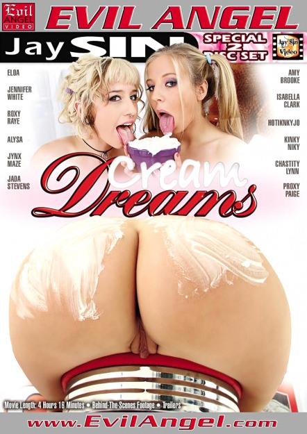 Смотреть порно evil angel cream dream