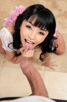 Asian Marica: Spanking Anal Submission